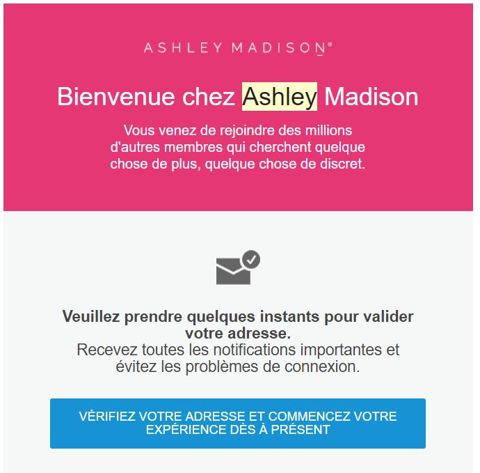 ashley madison france